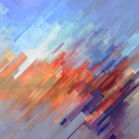diagonal: abstract diagonal lines Stock Photo
