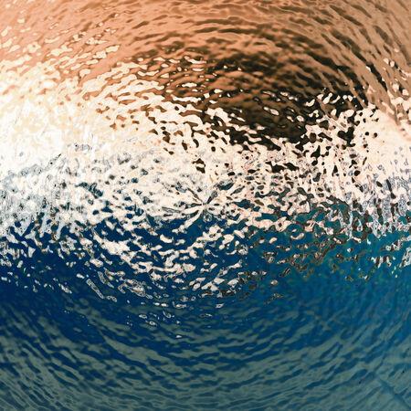 water ripples wallpaper pattern Фото со стока - 28947164
