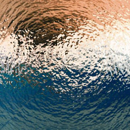 Water rimpelingen behang patroon Stockfoto - 28951667