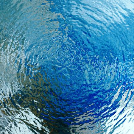 ripple wave Фото со стока