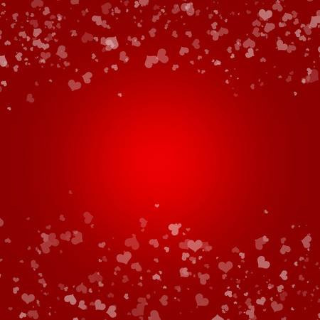 white day: Heart for valentines day background and copy space. Stock Photo