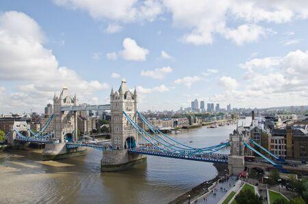 View of London, UK