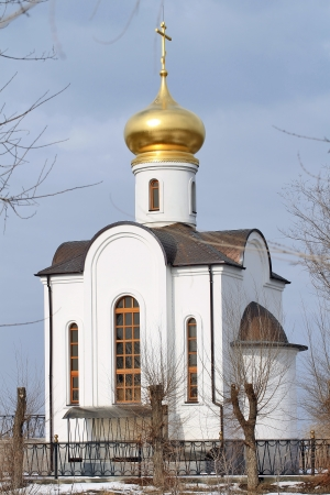 righteous: The chapel-Cathedral of the Holy and Righteous Admiral Feodor Ushakov
