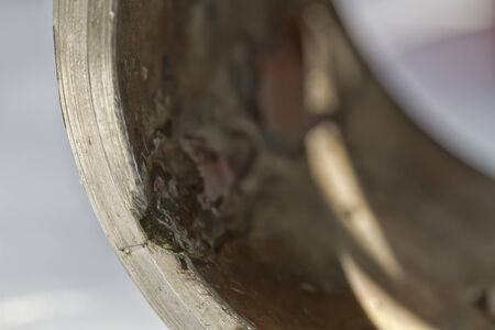 encogimiento: defectos de la soldadura en l�nea de acero