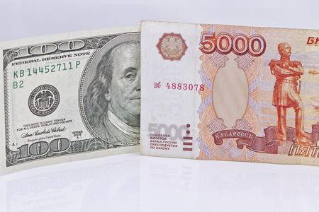 weakening: The weakening of the ruble exchange rate to the dollar