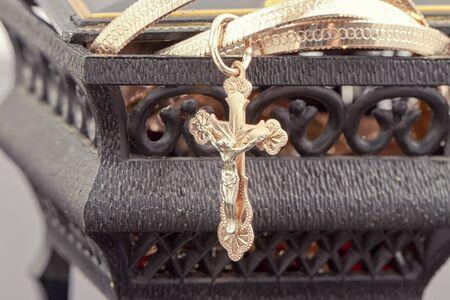 god box: jewellery box stores gold cross
