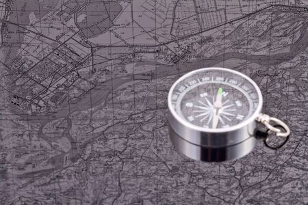reflectivity: the compass on the background of the reflection maps