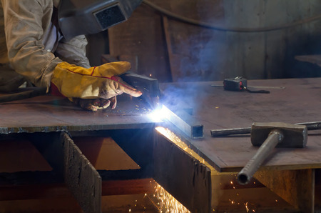 ductile: Plasma cutting of workpieces of steel structures from heavy steel plate