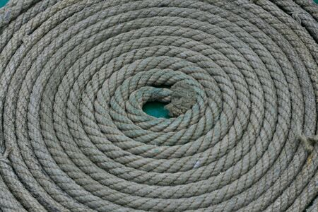 coiled rope: Coiled Rope