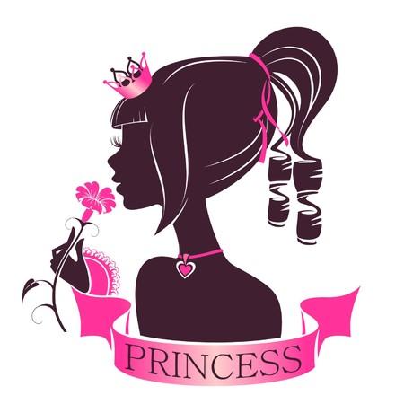 花の王女の肖像画