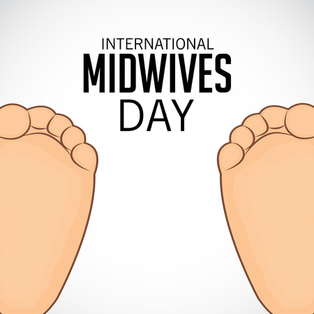 midwifery: International Midwives day.