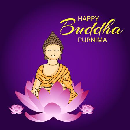 lotus effect: Happy Buddha Purnima.
