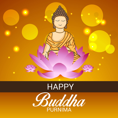 birthday religious: Happy Buddha Purnima.