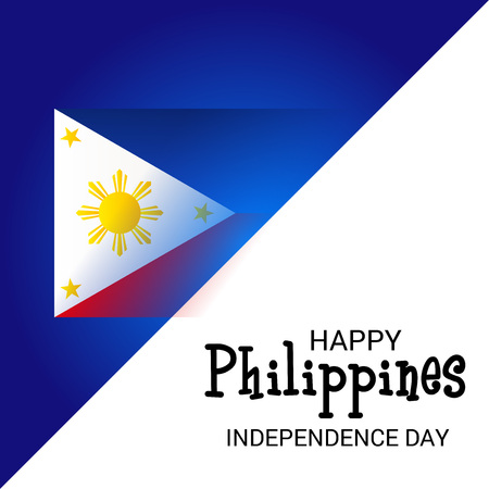 Philippines Independence Day Illustration