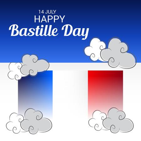 fourteen: Happy Bastille Day.