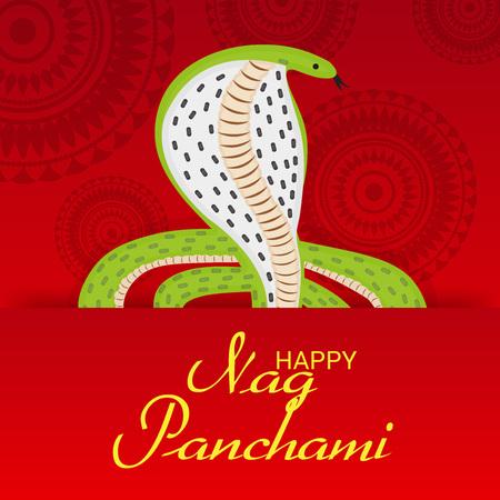 auspicious: Nag Panchami.