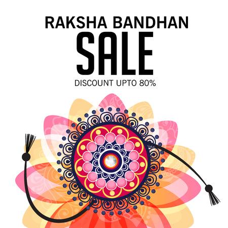 raksha: Raksha Bandhan Background Illustration