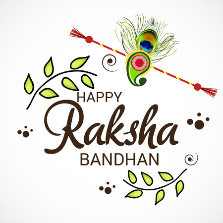 attachment: Raksha Bandhan Background Illustration