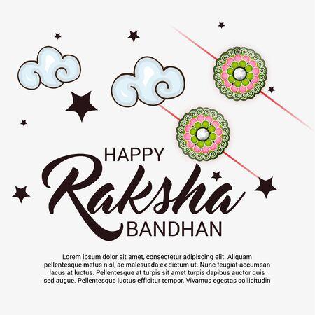 raksha: Raksha Bandhan.