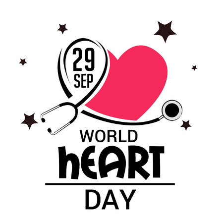 World Heart Day. vector illustration