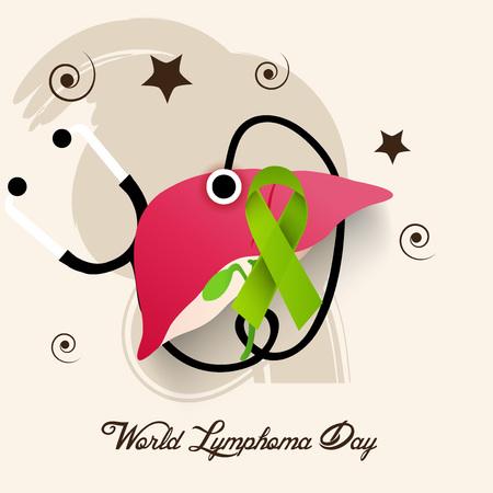 World Lymphoma Day.