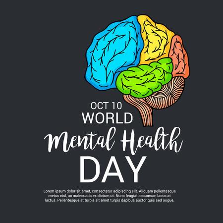 disorder: World Mental Health Day.