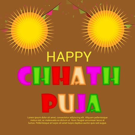 Happy Chhath Puja.