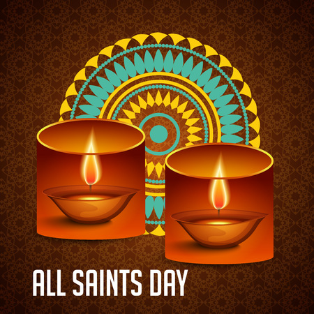 All Saints Day.