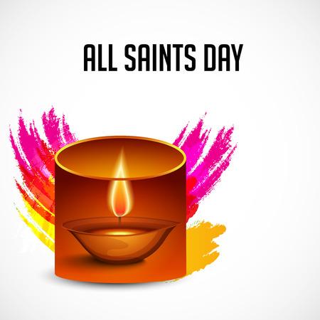 Dzień Wszystkich Świętych.