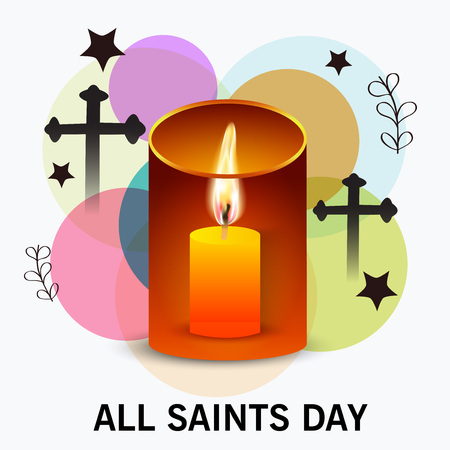 All Saints Day. Imagens - 88333112