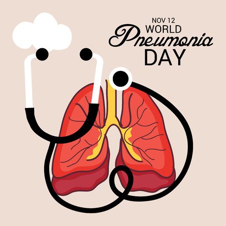 World Pneumonia Day.