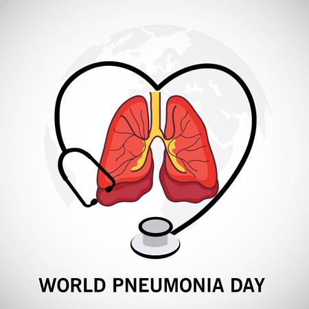 World Pneumonia Day.