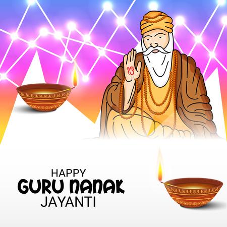 birthday celebration: Happy Guru Nanak Jayanti.