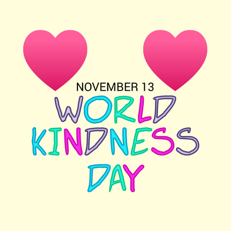 World Kindness Day.