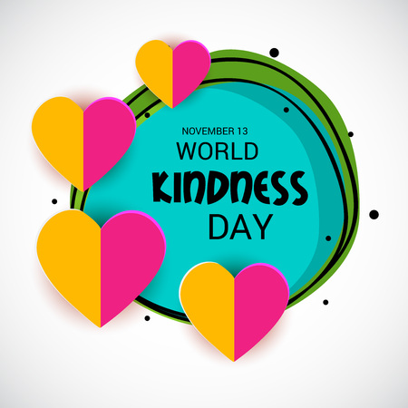 goodness: World Kindness Day.