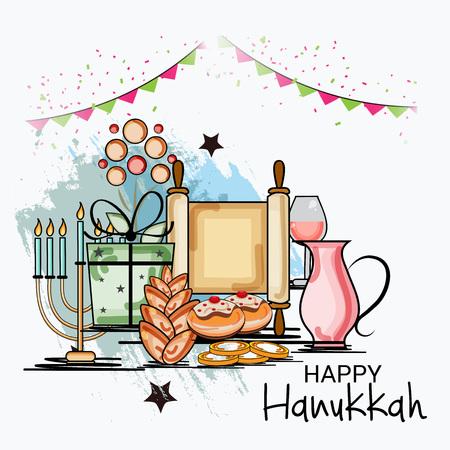 Happy Hanukkah.