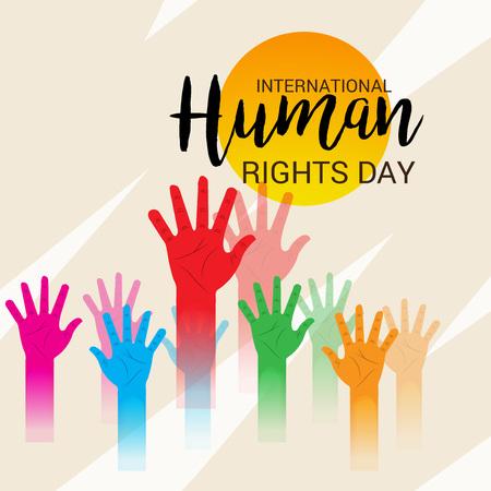 국제 인권의 날.