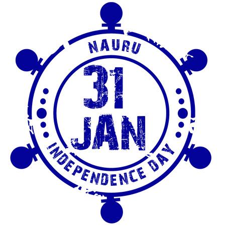 Nauru Independence Day.