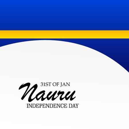 Nauru Independence Day.