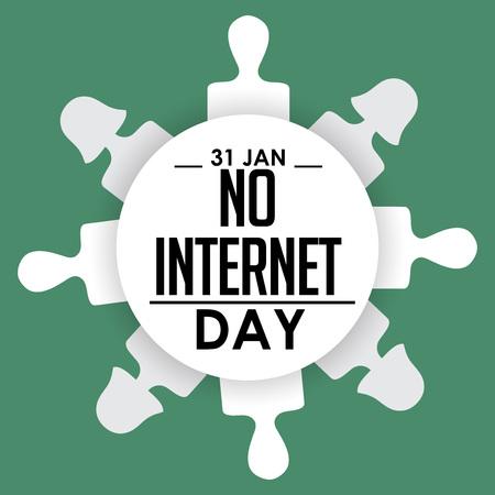 No Internet Day.
