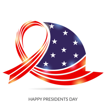 Happy Presidents Day. Stock Vector - 94216486
