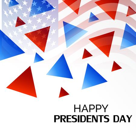 Happy Presidents Day. Stock Vector - 94216488