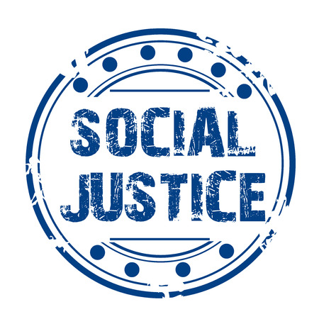 World Day of Social Justice design template