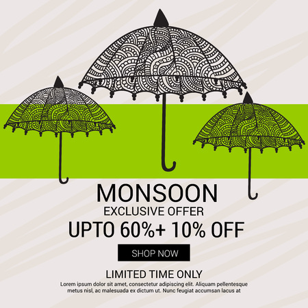 Happy Monsoon Offer.