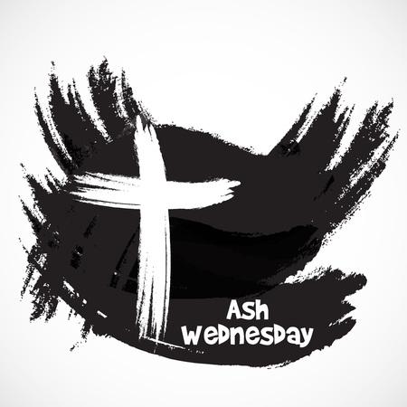 Ash Wednesday. Zdjęcie Seryjne - 94897952