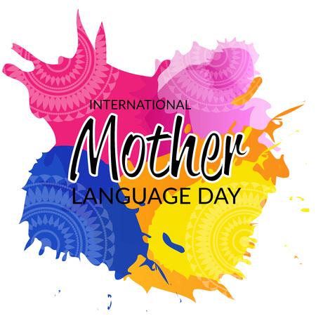 International Mother Language Day.
