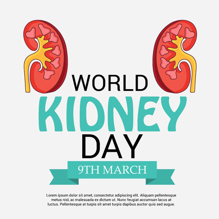 World Kidney Day.