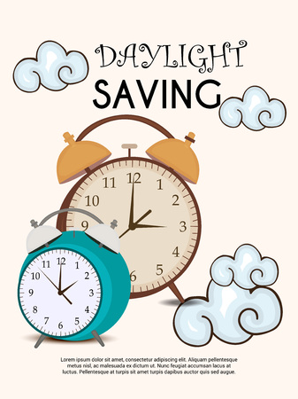 Daylight Saving. Ilustrace
