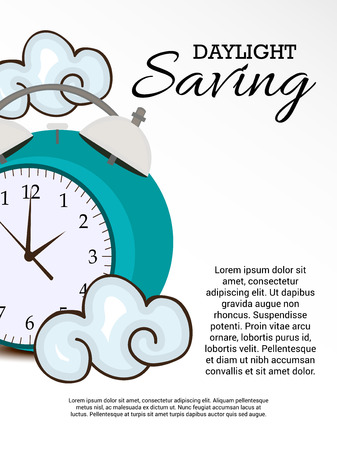 Daylight Saving. Ilustrace