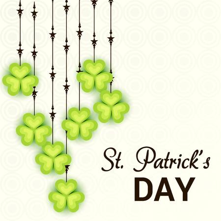 St. Patrick's Day.